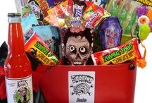 Gift Baskets: Halloween