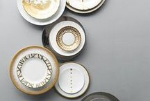 China Patterns I / Seeking a mix of  1. white, grey, platinum, gold, perhaps some color 2. Contemporary sensibility 3. Traditional opulence