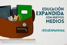 #EduExpandida / MOOC sobre Educación Expandida en el INTEF
