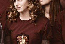 Hermione Granger / [The girl who made you dream about the library in 'Beauty and the Beast' instead of the prince]