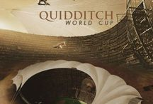Quidditch / 'The sport we all wish would be real'
