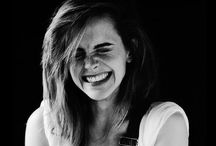 Emma Watson / She, who will always be 'Hermione Granger' to every Harry Potter fan out there.