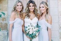Bridesmaids' Gowns
