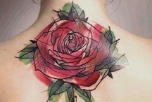 Tattoos / by Amanda Kriss