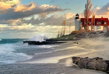 Lighthouses / by Carol J