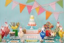 Party Ideas (Birthday & Themes) / by Tenille Tsujimoto