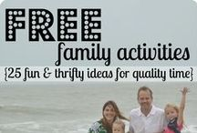 Activities (Family Friendly) / by Tenille Tsujimoto