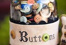 Buttons / by Maria Gorath