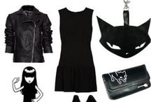 Outfits and accesories for The Deranged Fashonista / by Darling Ursa
