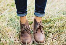 shoees(: / by Chloe Heusmann