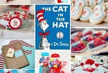Party Ideas (Dr Suess) / by Tenille Tsujimoto