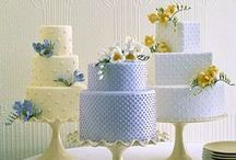 Cakes / Inspirations for wedding cakes of every kind and style
