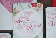 Wedding Stationery / Invitations, save-the-dates, wedding stationery sets for every style