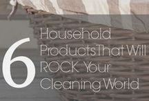 Household Cleaning Tips / by Catherine Broussard