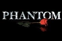 The Phantom of the Opera / by Kelsey Vanover
