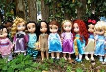 Dolls / Disney Animators Collection