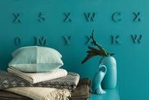 Home Decor- Colour / by Maria Gorath