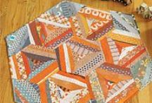 Baby Quilts / Share the joy of handmade quilts with these free baby quilt patterns. Find inspiration for handmade baby gifts and easy baby quilt patterns here: / by Quilting Daily
