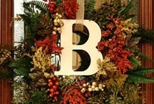 wreaths / by Jamie Bonneau