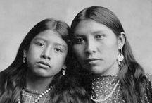 First Nation People / by Catherine Broussard
