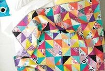 Patchwork / Take a new approach to the tried-and-true technique of handmade patchwork quilts! Discover patchwork quilt patterns and exciting new patchwork projects! / by Quilting Daily