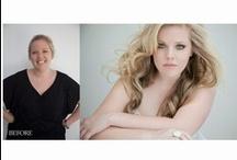 Portraits FEMME {Inspirations}