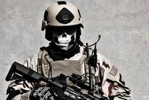 Ghost Soldier / Military