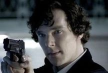 Sherlock (BBC) / I could cut my hand slapping those cheekbones.  Would you like me to try?