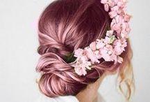- HAIR - / by Melinda Morrison