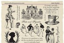 Jane Austen theme wedding