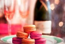 In The Kitchen:  MACARONS! / Someday, I will make it all!!!! :) / by Rose Brandenburg