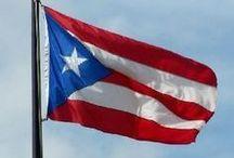 Mi Patria - Puerto Rico / Mi verdadero amor / by Sierra Edman