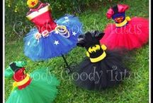 Tulle, Tutus, Ruffles and Ribbons