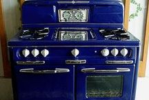Cobalt Blue for the Kitchen