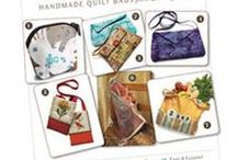 Quilted Bags / You can never have too many bags! Make a stylish quilted shoulder bag or a creative quilted handbag with these fantastic, easy tutorials:  / by Quilting Daily