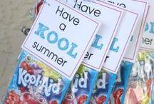 Class Gifts Etc. / School Party Gifts and Teacher Appreciation, Etc.  / by Rachel Crutchfield