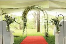 Weddings in the perfect settings! / With several breath-taking settings to choose from, we will work with you to create your ultimate fairy tale wedding in Victoria Falls, Zimbabwe