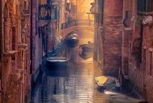 Venice / Venice, Italy-one of the places I visited with my Mom and could visit again and again!
