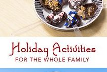 Homeschool Holidays / Find exciting activities for the whole family for all your favorite homeschool holidays.