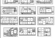 Cute Scrapbooking inspiration / Layouts, ideas etc. / by Danielle Slingerland - van der Aa