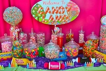 {Candy Birthday} / by Alli Odom