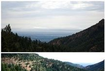 Colorado Springs, CO. / All about the different places and things to do in Colorado Springs, CO.