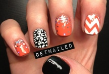 Nails / by Michayla