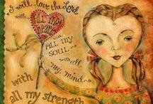 I believe.... / by Joyce Dupont