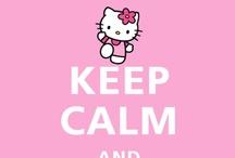 {Hello Kitty} / by Alli Odom