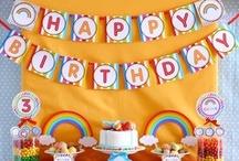 {Rainbow Party} / by Alli Odom