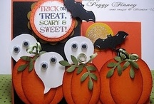Cards - Halloween / by Lisa Buchinski