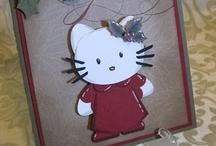Cards - Hello Kitty =*-*= / by Lisa Buchinski