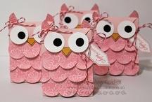 Cards - Owl Punch / by Lisa Buchinski