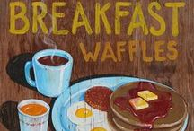 Break the fast! / They say Breakfast is the most important meal of the day. I don't know but it's always been my favorite! Let's add some delicious and creative breakfasts here! It'll be fun to share and have a place to inspire us to Break the fast! If you would like an invitation follow the board and or comment (add me) on the first pin and feel free to invite others.. stick to the board theme and have fun :)
